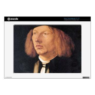 Albrecht Durer - Portrait of Burkard von Speyer Acer Chromebook Skins