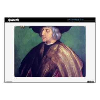 Albrecht Durer - Portrait of Emperor Maximilianby Skins For Acer Chromebook
