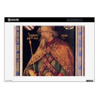 Albrecht Durer - Portrait of Emperor Sigismund Acer Chromebook Skins