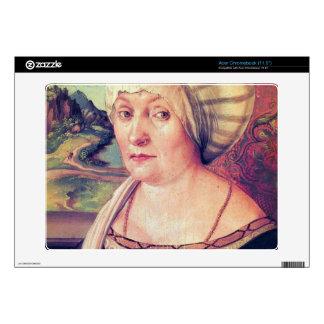 Albrecht Durer - Portrait of Felicitas Tucher Acer Chromebook Skins