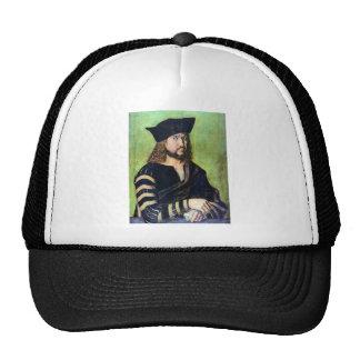 Albrecht Durer - Portrait of Friedrich des Weisen Hat