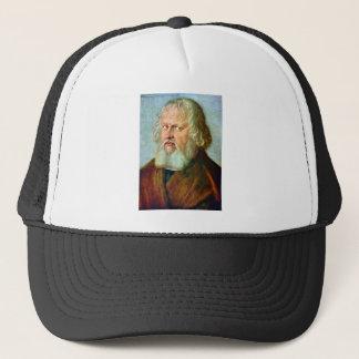 Albrecht Durer - Portrait of Hieronymus Holzschuhe Trucker Hat
