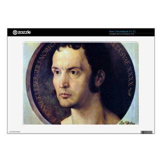Albrecht Durer - Portrait of Johannes Kleberger Skins For Acer Chromebook