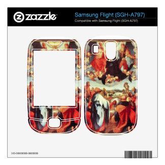 Albrecht Durer - Reconstruction of the open altar Samsung Flight Skins
