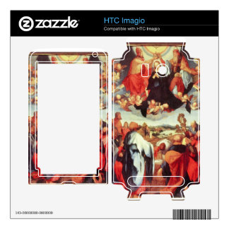 Albrecht Durer - Reconstruction of the open altar Decals For The HTC Imagio