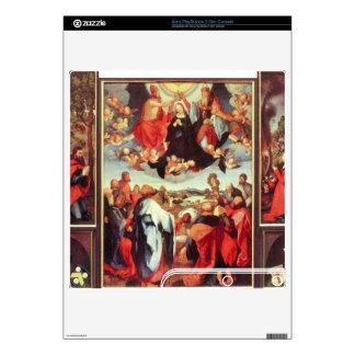Albrecht Durer - Reconstruction of the open altar Decals For The PS3 Slim