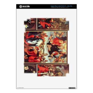 Albrecht Durer - Reconstruction of the open altar Skin For iPad 3