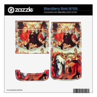 Albrecht Durer - Reconstruction of the open altar BlackBerry Bold Skins