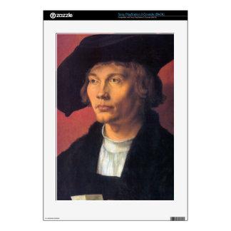 Albrecht Durer - retrato de Bernhard von Reese PS3 Skin