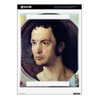 Albrecht Durer - retrato de Juan Kleberger Consola Xbox 360 Calcomanías