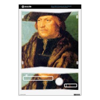 Albrecht Durer - retrato de Rodrigo de Almada Skins Para elXbox 360 S