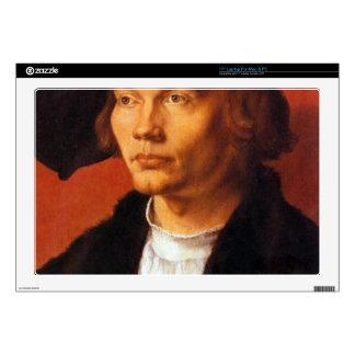 Albrecht Durer - retrato de un hombre joven 3 Portátil Skins
