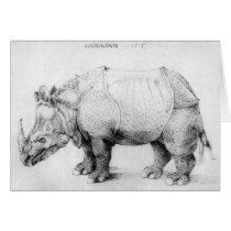 Albrecht Durer Rhinoceros