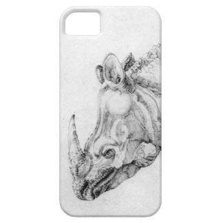Albrecht Durer Rhinoceros iPhone 5 Cases