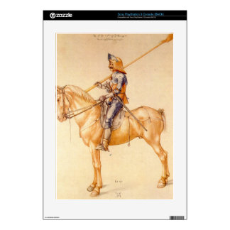 Albrecht Durer - Rider in the armor Decals For PS3