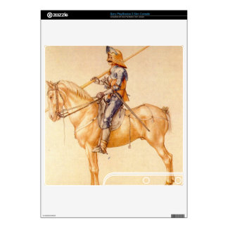Albrecht Durer - Rider in the armor Skins For The PS3 Slim