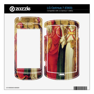 Albrecht Durer - Saints Simeon and Lazarus Decal For LG Optimus 7