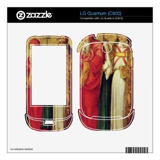 Albrecht Durer - Saints Simeon and Lazarus LG Quantum Skin