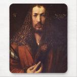 Albrecht Durer - Self Portrait 2 Mouse Pads
