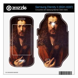 Albrecht Durer - Self Portrait 2 Samsung Eternity II Skins