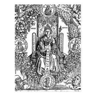Albrecht Durer Sketch Postcards