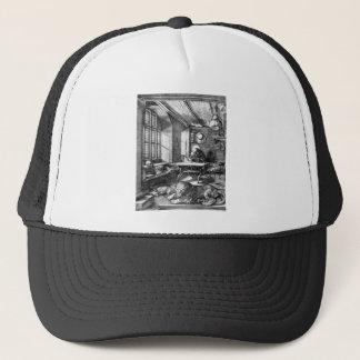 Albrecht Durer Sketch Trucker Hat