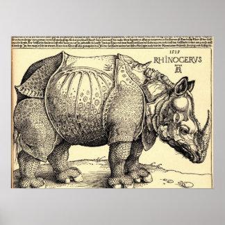 Albrecht Durer Sketching Posters