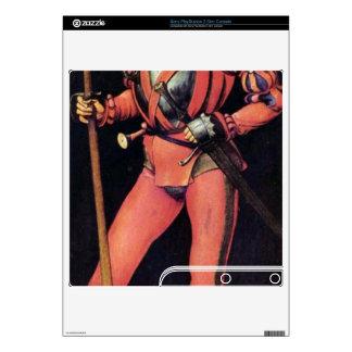 Albrecht Durer - St Eustachius PS3 Slim Decals