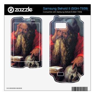 Albrecht Durer - St Hieronymus Samsung Behold II Decal
