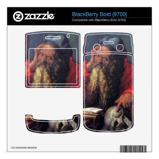 Albrecht Durer - St Hieronymus BlackBerry Bold 9700 Skin