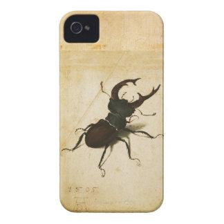 Albrecht Durer Stag Beetle Renaissance Vintage Art iPhone 4 Case