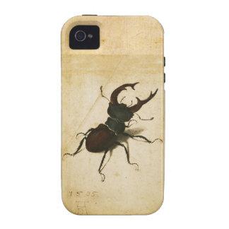 Albrecht Durer Stag Beetle Renaissance Vintage Art Case-Mate iPhone 4 Case