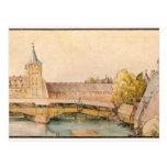Albrecht Durer - The dry bar in Nuremberg Post Cards