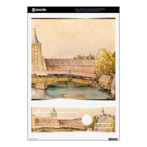 Albrecht Durer - The dry bar in Nuremberg Skins For Xbox 360 S