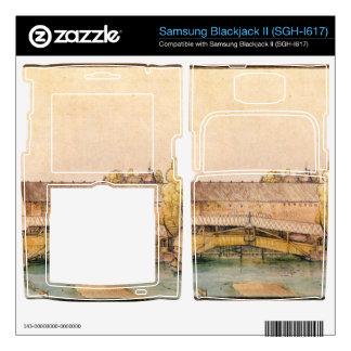 Albrecht Durer - The dry bar in Nuremberg Samsung Blackjack II Skin
