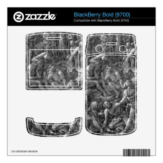 Albrecht Durer - The Great Calvary Detail Decal For BlackBerry Bold