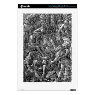 Albrecht Durer - The Great Calvary Detail PS3 Decals