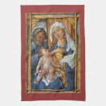 Albrecht Durer - The Holy Family Kitchen Towels
