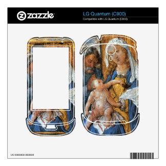 Albrecht Durer - The Holy Family Skins For LG Quantum
