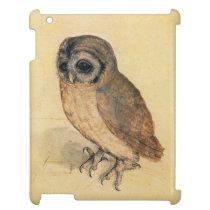 Albrecht Durer The Little Owl Case For The iPad