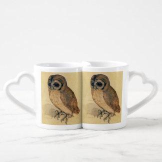 Albrecht Durer The Little Owl Coffee Mug Set
