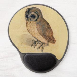 Albrecht Durer The Little Owl Gel Mouse Pad