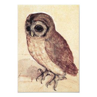 Albrecht Durer The Little Owl Invitations