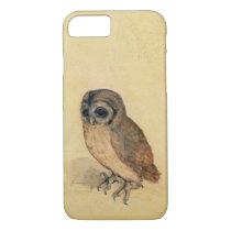 Albrecht Durer The Little Owl iPhone 7 Case