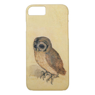 Albrecht Durer The Little Owl iPhone 8/7 Case