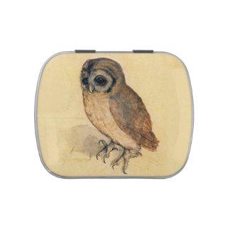Albrecht Durer The Little Owl Jelly Belly Tins