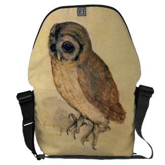 Albrecht Durer The Little Owl Courier Bag