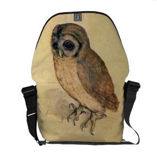 Albrecht Durer The Little Owl Messenger Bag