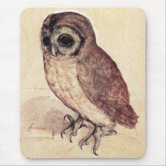 Albrecht Durer The Little Owl Mouse Pad