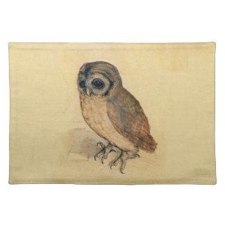 Albrecht Durer The Little Owl Placemat